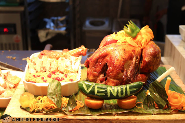 Roasted Chicken in Vikings