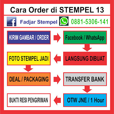 ORDER STEMPEL ONLINE