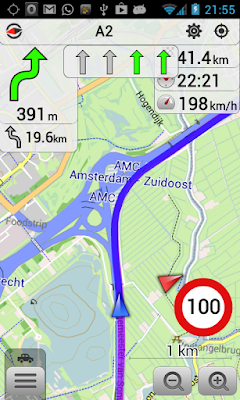 OsmAnd+ Maps & Navigation v2.2.3-screenshot-1