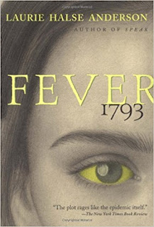 Read-Aloud Books for the Secondary Science Classroom: Fever 1793