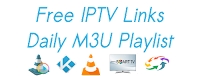 Premium M3U Playlists 14 April 2018 New