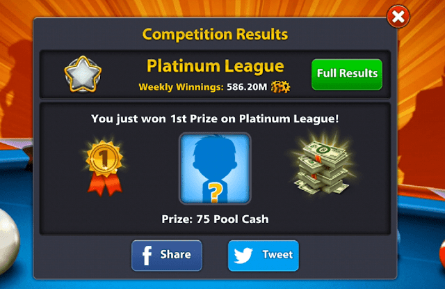 cash 8 ball pool Free first on league In an easy way