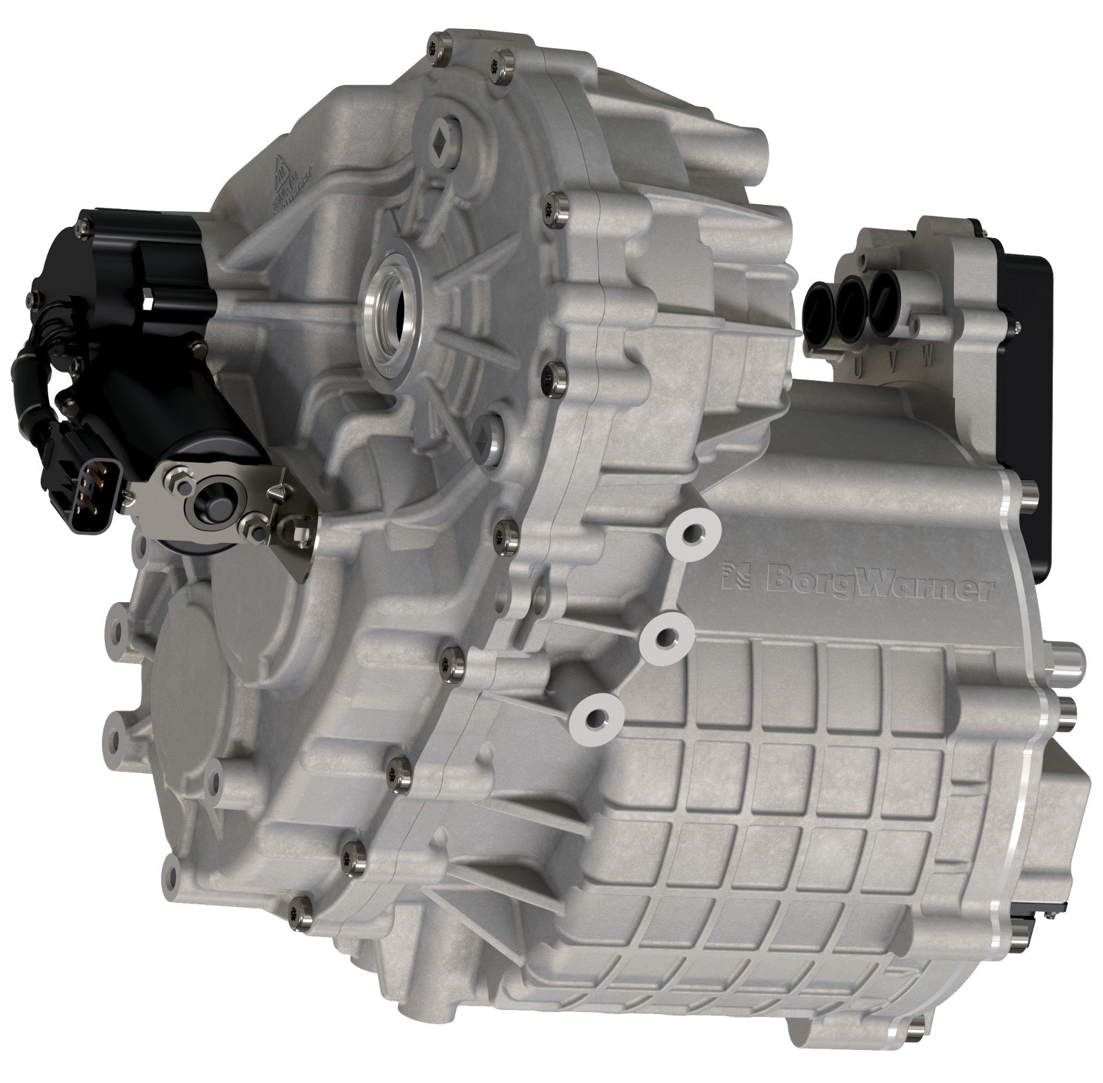 Borgwarner Launch Integrated Electric Drive Module For The