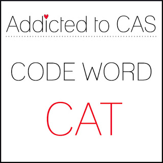 Addicted to CAS Challenge #130 - Cat