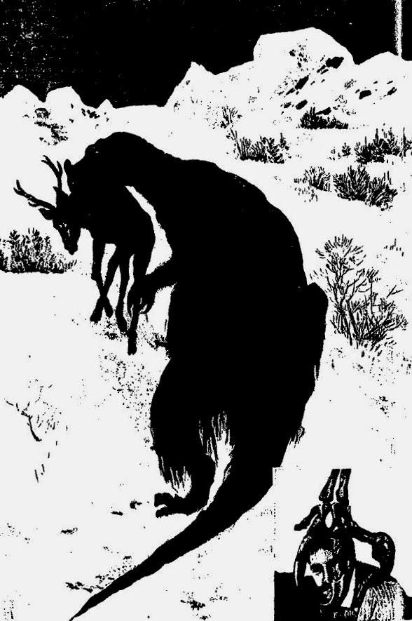 Shukernature The Partridge Creek Monster