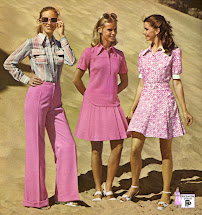 1970s Fashion Vintage Clothing