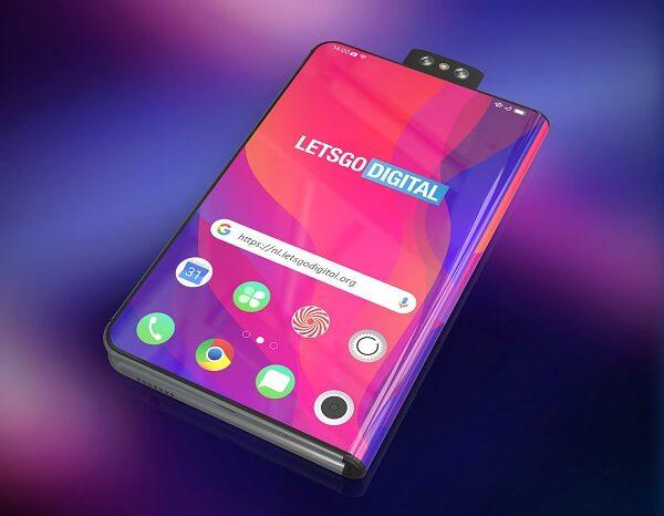 Oppo folding phone