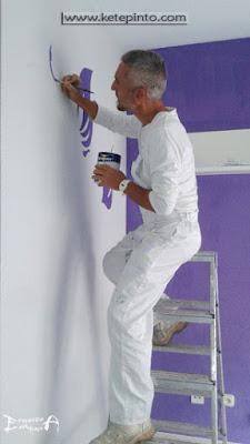 Pintor en Huelva