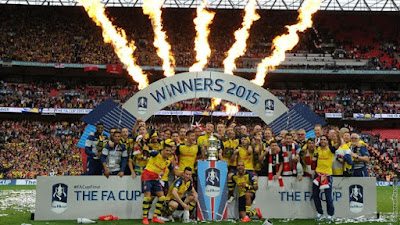 Date and Time Announced for Arsenal's FA Cup 4t Round Fixture