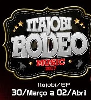 Agenda de Shows 2017 Itajobi Rodeo Music