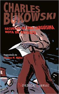Secuelas de una larguísima nota de rechazo Charles Bukowski
