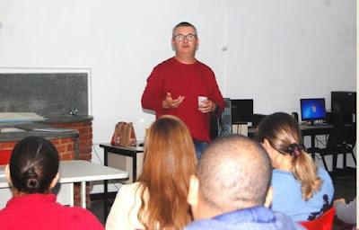 """Curso """"Boas práticas nos serviços de Alimentação"""", Geraldino Júnior afirmou o fortalecimento do Turismo"""