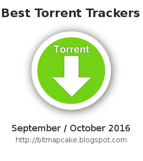 Bitmapcake Torrent Trackers List 2016 September And October