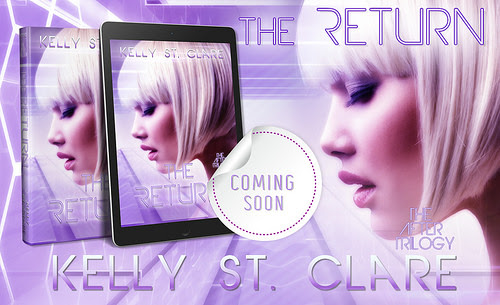 Cover Reveal: The Return by Kelly St. Clare