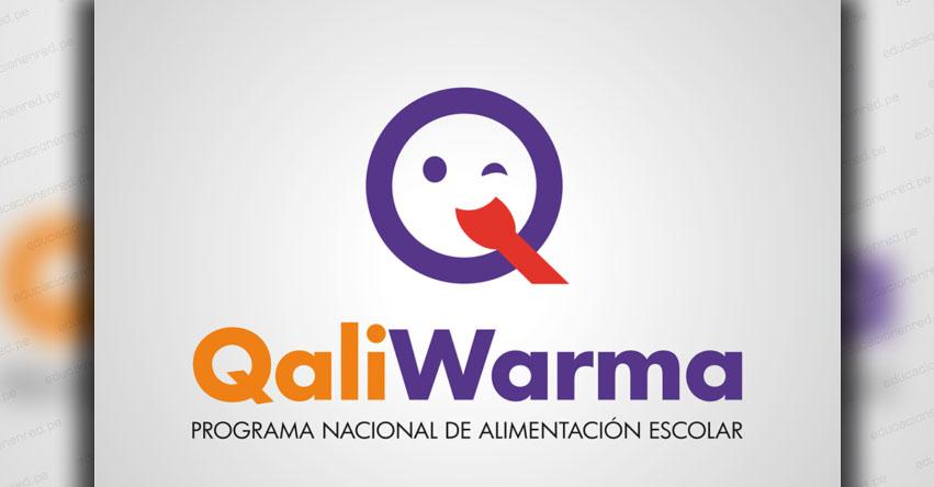 MIDIS anuncia reorganización administrativa de Qali Warma - www.midis.gob.pe