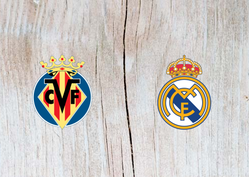 Villarreal vs Real Madrid Full Match & Highlights 3 January 2019