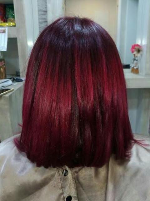 Resenha: Máscara Red da Alise Hair