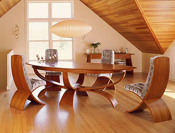 Desain Ruang Makan Rumah Minimalis