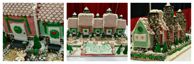 Boston Christmas Festival_Gingerbread House Competition_New England Fall Events_Masonry Doctor