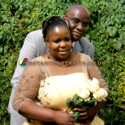 Theodora Ibekwe wedding pictures