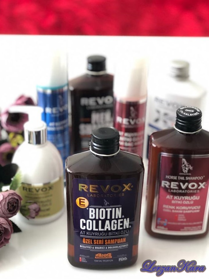 Revox Biotin & Collagen Şampuan