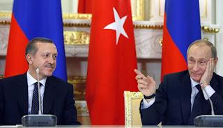 Σφοδρή κριτική Ερντογάν σε Τραμπ και στροφή προς την «αγκαλιά» του Πούτιν! Πως Ρωσία και Τουρκία θα…σώσουν τη Συρία