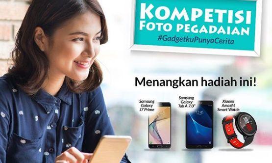 lomba fotografi berhadiah hp Samsung Galaxy 2018