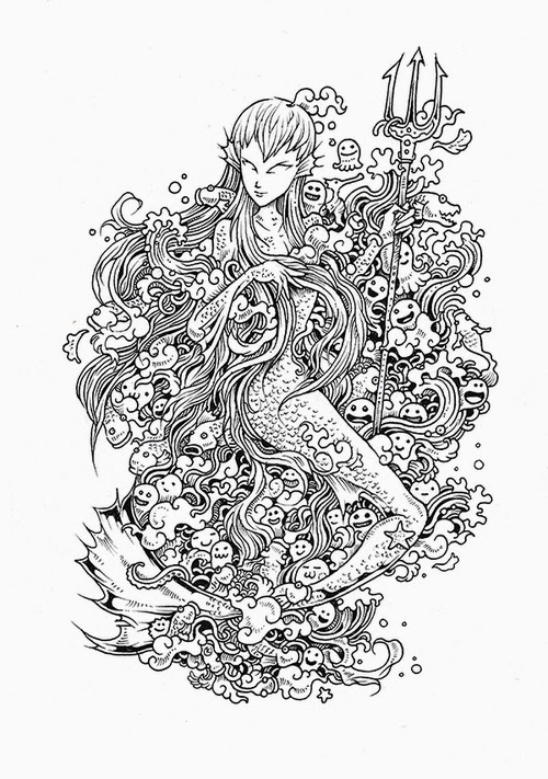 12-Filipino-Artist-Kerby-Rosanes-Doodle-Invasion-Drawings-www-designstack-co