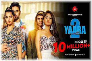 Yaara 2 Lyrics-Mamta Sharma Poster
