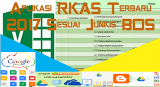 Contoh Format RKAS Terbaru Sesuai Dengan JUKNIS BOS 2017