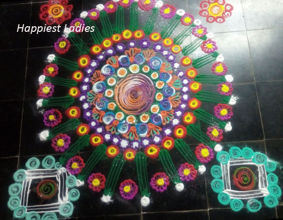 Rangoli Design Ideas for Festivals