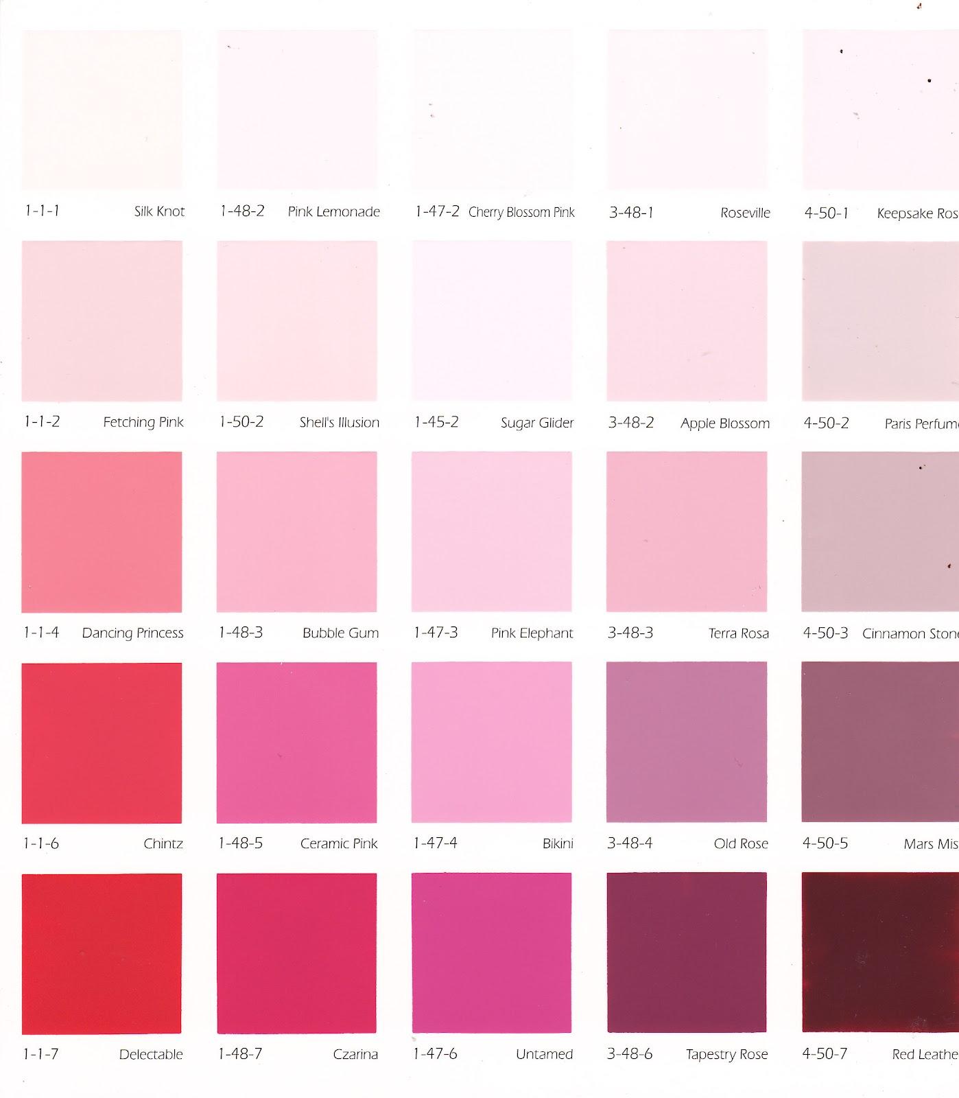 Inspirasi 53 Cat Dulux Warna Pink