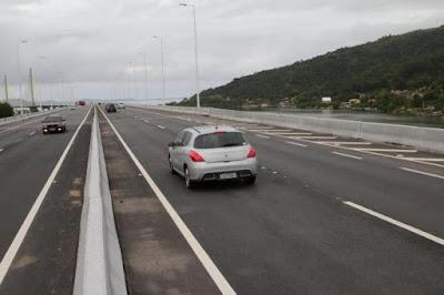 Florianópolis terá audiência pública para discutir privatização do trecho Sul da BR-101