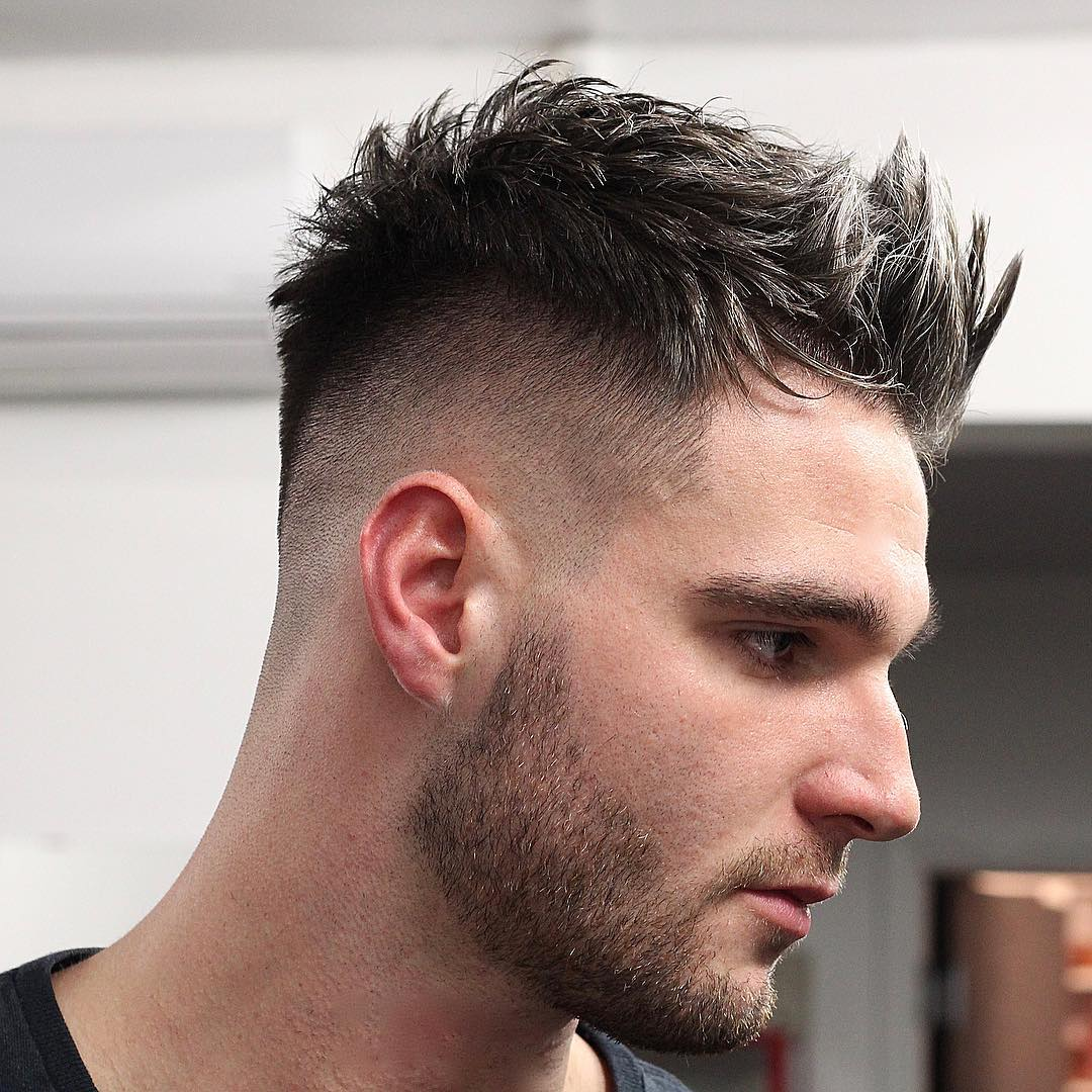 New Haircut For Men Fashions Style And Hairstyle