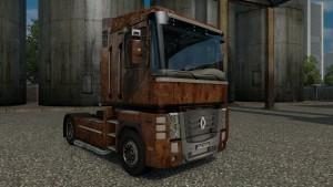 Renault Magnum Rusty skin