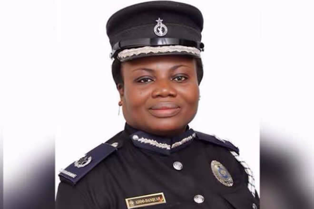 Acting CID boss Tiwaa Addo-Danquah promoted to DCOP