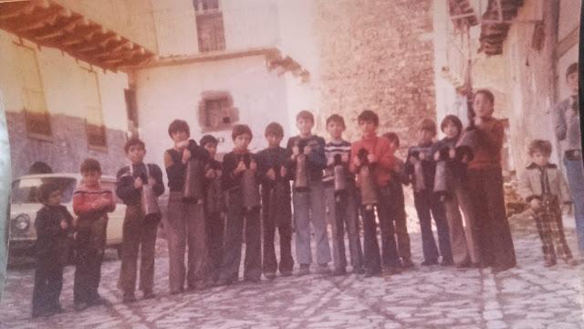 San Antón Ansó 1976