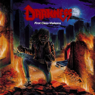 """Το βίντεο των Darkness για το """"Low Velocity Blood Spatter"""" από το album """"First Class Violence"""""""