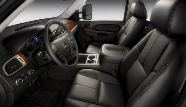 2018 Chevy Silverado 3500HD Specs