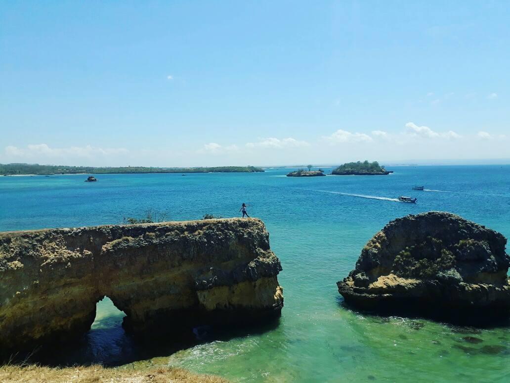 Gambar Tanjung Ringgit Wisata Indah Di Lombok