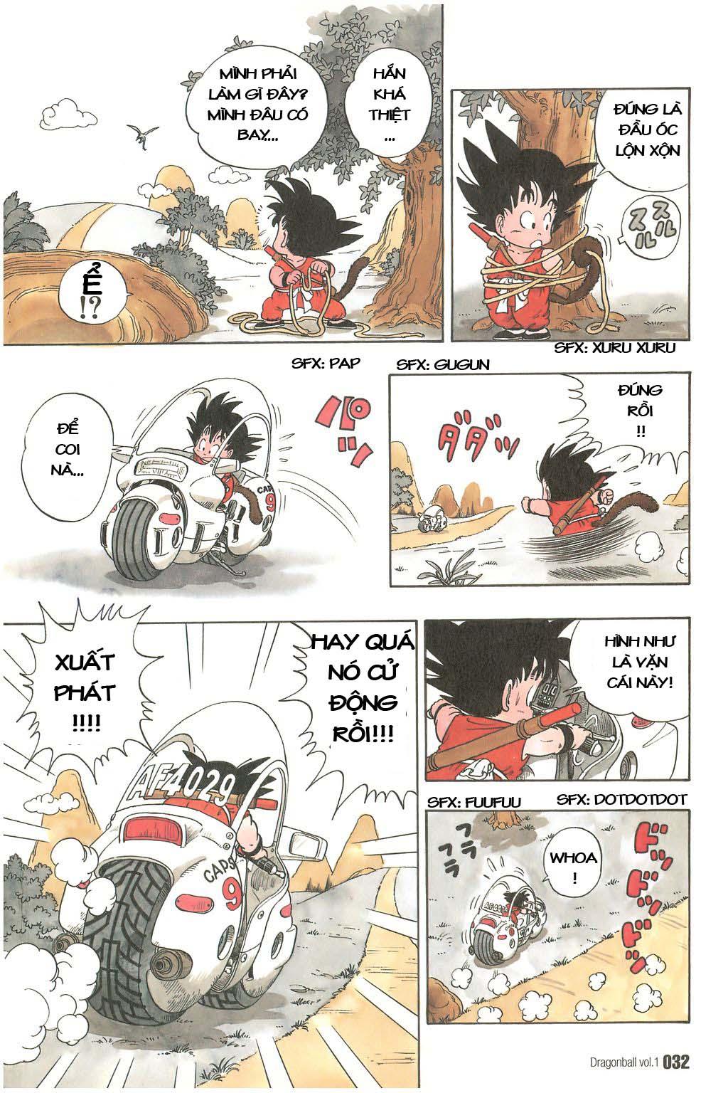 Dragon Ball chap 1 trang 35