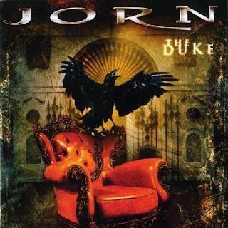 Pochette de Jorn - The Duke