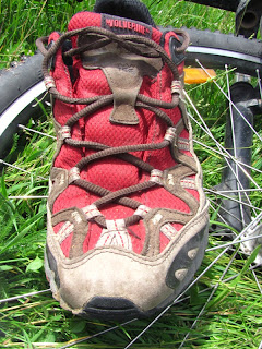 Wolverine Low Cut Hiker Shoes