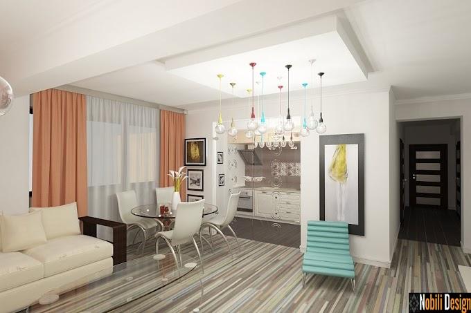 Design interior apartament 3 camere Bucuresti -  Amenajari interioare case