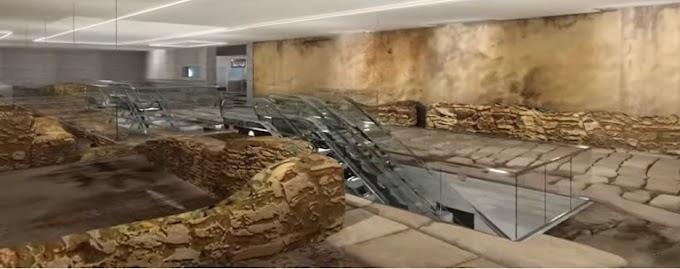 Το ΚΑΣ απόφασισε: «Ναι» στην απόσπαση των αρχαιοτήτων από τον σταθμό Βενιζέλου στο μετρό Θεσσαλονίκης