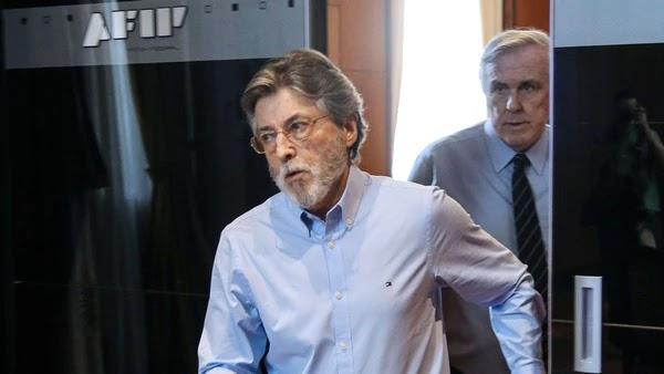 Cristóbal López y los otros denunciados por la AFIP