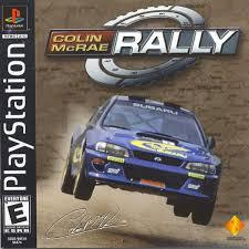 Colin McRae Rally  - PS1 - ISOs Download