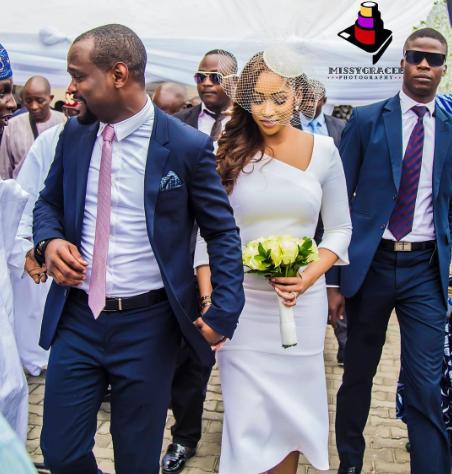 seyin tinubu wedding pictures