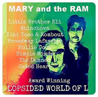 Mar10 Lopsided World of L - RADIOLANTAU.COM
