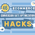 eCommerce Conversion Rate Tips and Tricks